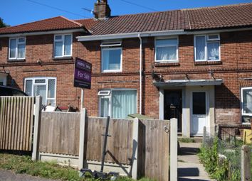 Thumbnail 3 bed terraced house for sale in Whinless Road, Dover