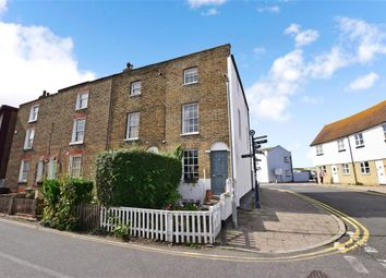 Thumbnail 3 bed end terrace house for sale in Middle Wall, Whitstable, Kent