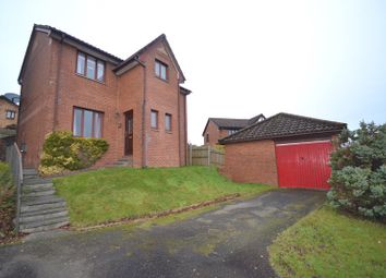 Thumbnail 4 bed detached house for sale in Binniehill Road, Cumbernauld