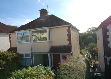Thumbnail 2 bedroom semi-detached house for sale in Fletemoor Road, Plymouth