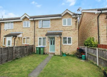Thumbnail 1 bed end terrace house for sale in Clayworth Close, Sidcup, Kent