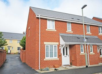 3 bed semi-detached house to rent in Norman Place, Exeter EX2