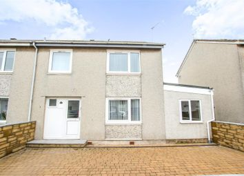Thumbnail 3 bed end terrace house for sale in St. Annes Avenue, Lasswade