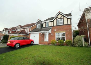 Thumbnail 4 bedroom detached house for sale in Fewston Close, Bolton