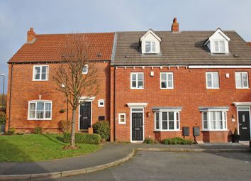 Thumbnail 4 bed town house for sale in Warmstry Road, Finstall, Bromsgrove