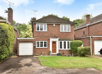 Thumbnail 4 bed detached house for sale in Luckley Road, Wokingham