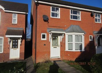 Thumbnail 3 bed terraced house to rent in Ramsey Meadows, Shrewsbury