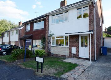 Thumbnail 3 bed semi-detached house to rent in Maple Gardens, Yateley