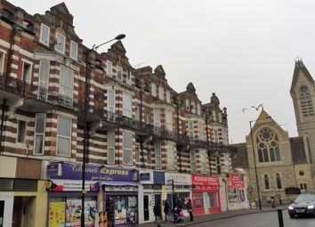 Thumbnail 2 bed flat to rent in Northdown Road, Margate