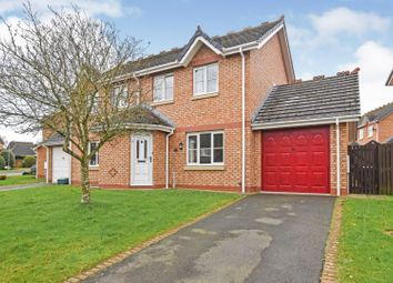 3 bed semi-detached house for sale in Larch Drive, Stanwix, Carlisle CA3