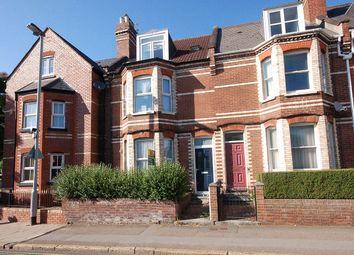 Thumbnail 5 bed property for sale in Magdalen Road, St. Leonards, Exeter