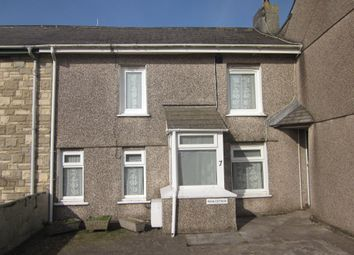 3 bed terraced house for sale in Turnpike Road, Connor Downs, Hayle TR27