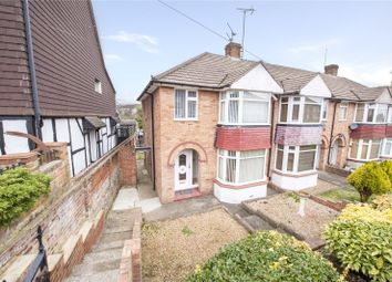 Thumbnail 3 bed end terrace house for sale in Maidstone Road, Rainham, Kent