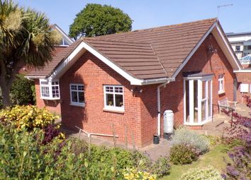 Thumbnail 2 bed detached bungalow for sale in Douglas Avenue, Exmouth, Devon