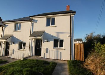 Thumbnail 2 bed end terrace house to rent in Blackwater, Truro