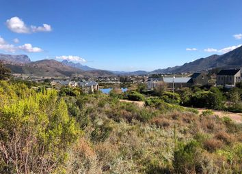 Thumbnail Land for sale in Reservoir Road, Franschhoek, Western Cape, South Africa