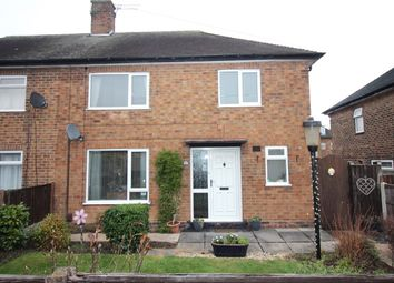 Thumbnail 3 bed semi-detached house for sale in Tetney Walk, Nottingham