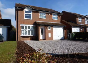 Thumbnail 4 bed detached house to rent in Hammerton Way, Wellesbourne, Warwick