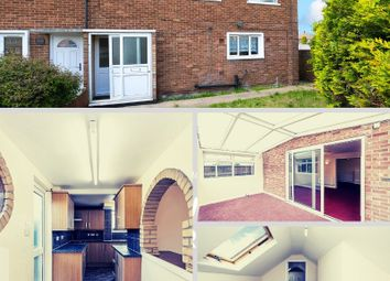 Thumbnail 4 bed end terrace house to rent in Whitmore Avenue, North Stifford, Grays