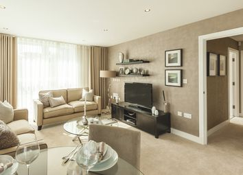 Thumbnail 1 bedroom flat for sale in Drake Way, Kennet Island, Reading
