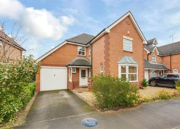 Thumbnail 4 bedroom detached house for sale in Kingfisher Walk, Gateford, Worksop, Nottinghamshire