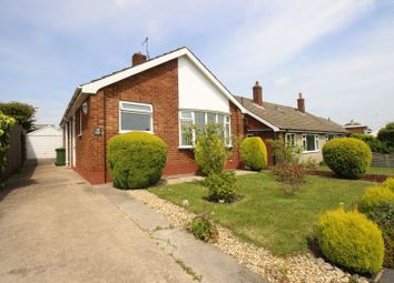 Thumbnail 2 bed detached bungalow for sale in Sea View Close, Scarborough