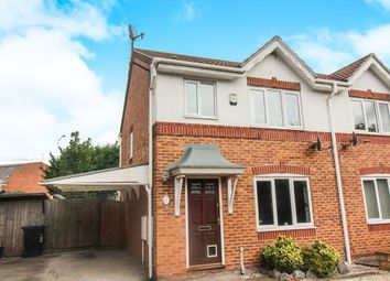 Thumbnail 3 bed semi-detached house for sale in Cledwen Road, Broughton, Chester