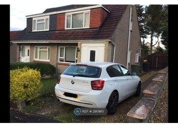 Thumbnail 3 bedroom semi-detached house to rent in Edzell Gardens, Glasgow