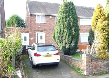 Thumbnail 3 bed semi-detached house for sale in Griffiths Drive, Wednesfield, Wednesfield