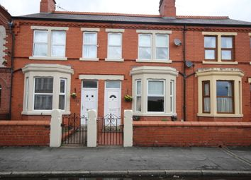 Thumbnail 3 bed terraced house for sale in Beechley Road, Wrexham
