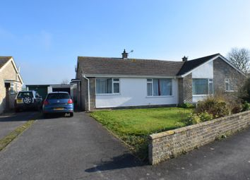 Thumbnail 2 bedroom semi-detached bungalow to rent in Meadow Gardens, Stogursey, Bridgwater