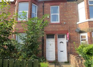 Thumbnail 3 bedroom flat to rent in Spencer Street, Heaton, Newcastle Upon Tyne