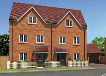 Thumbnail 4 bedroom semi-detached house for sale in Winchester Road, Eastleigh, Hampshire