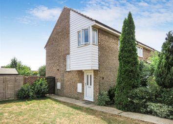 Thumbnail 3 bed end terrace house for sale in Cam Close, St. Ives, Huntingdon