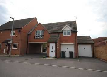 Thumbnail 2 bed flat to rent in Willet Close, Sileby, Loughborough