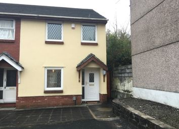 Thumbnail 3 bed end terrace house to rent in Lime Tree Grove, Morriston