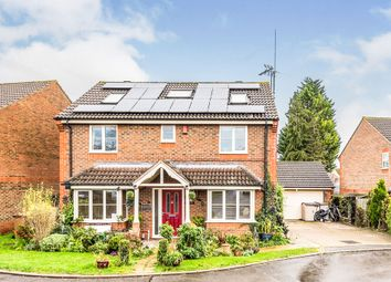 6 bed detached house for sale in Blackman Close, Kennington, Oxford OX1