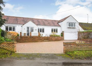 5 bed detached bungalow for sale in Folly Mill Lane, Thaxted, Dunmow CM6