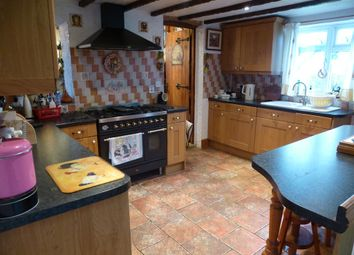 Thumbnail 3 bed detached house for sale in Timberland Road, Kirkby Green, Lincoln