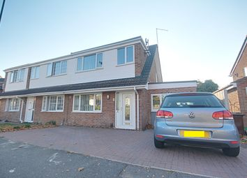 Thumbnail 4 bed semi-detached house for sale in Tottle Gardens, Nottingham