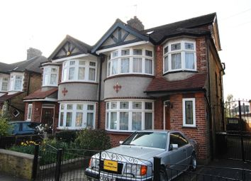 Thumbnail 4 bed property for sale in Wellington Road, Bush Hill Park, Enfield
