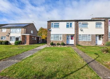 Thumbnail 3 bed end terrace house for sale in Ferdinand Walk, Colchester, Essex