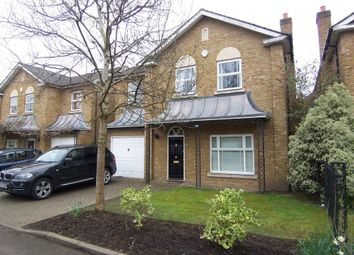 Thumbnail 4 bed detached house to rent in Savery Drive, Long Ditton, Surbiton