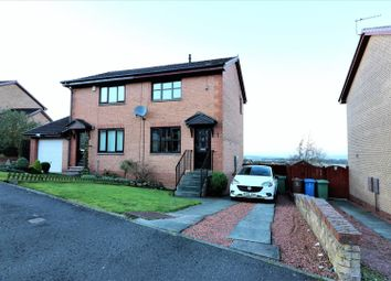 Thumbnail 2 bed semi-detached house for sale in Ledi Place, Falkirk