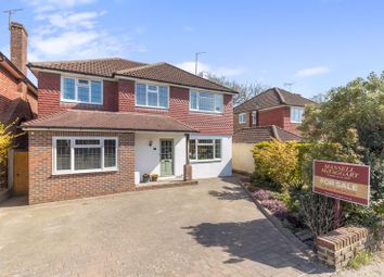 Thumbnail 5 bed detached house for sale in Queensway, Horsham, West Sussex