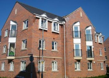 Thumbnail 2 bed flat to rent in Henry Bird Way, Southbridge