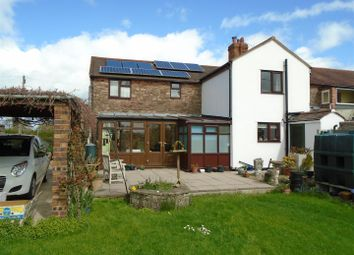 Thumbnail 3 bed semi-detached house for sale in Halfway House, Shrewsbury