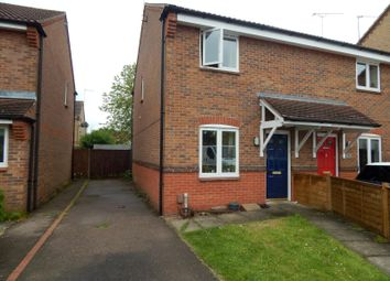Thumbnail 2 bedroom town house to rent in Wilks Farm Drive, Sprowston, Norwich