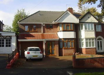 Thumbnail 5 bedroom semi-detached house to rent in Ireton Road, Birmingham