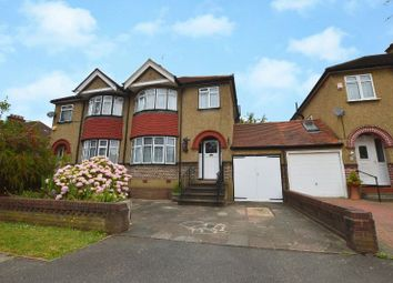 Thumbnail 3 bed semi-detached house for sale in Lincoln Road, North Harrow, Harrow